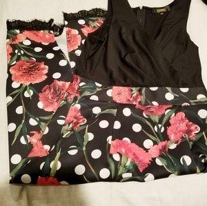 Alexia Admor Midi dress size S